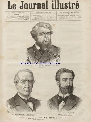 JOURNAL ILLUSTRE (LE) no:40 03/10/1880