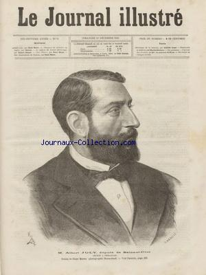 JOURNAL ILLUSTRE (LE) no:51 19/12/1880