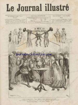 JOURNAL ILLUSTRE (LE) no:52 26/12/1880