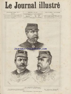 JOURNAL ILLUSTRE (LE) no:21 22/05/1881