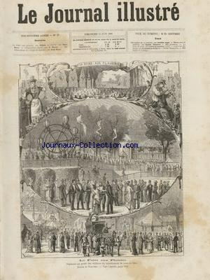 JOURNAL ILLUSTRE (LE) no:25 19/06/1881