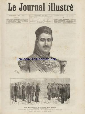JOURNAL ILLUSTRE (LE) no:26 26/06/1881