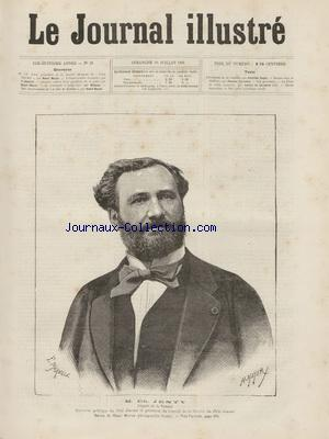 JOURNAL ILLUSTRE (LE) no:28 10/07/1881