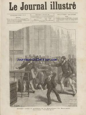 JOURNAL ILLUSTRE (LE) no:29 17/07/1881