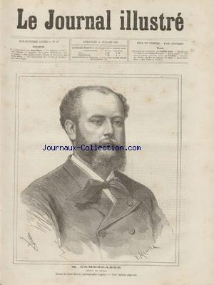 JOURNAL ILLUSTRE (LE) no:31 31/07/1881