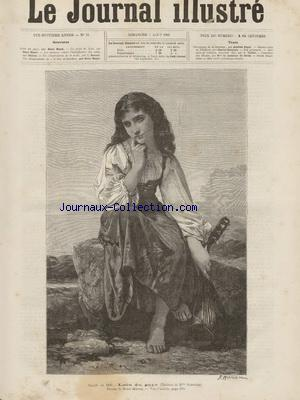 JOURNAL ILLUSTRE (LE) no:32 07/08/1881