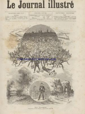 JOURNAL ILLUSTRE (LE) no:33 14/08/1881