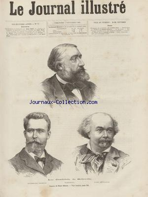 JOURNAL ILLUSTRE (LE) no:36 04/09/1881