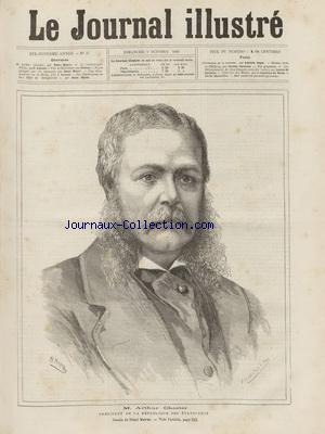 JOURNAL ILLUSTRE (LE) no:41 09/10/1881