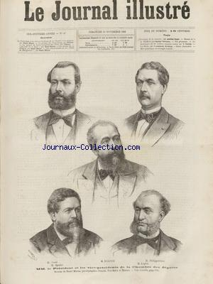 JOURNAL ILLUSTRE (LE) no:47 20/11/1881