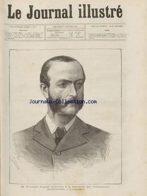 JOURNAL ILLUSTRE (LE) no:9 27/02/1881