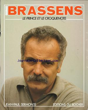 GEORGES BRASSENS no: