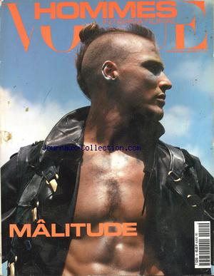 VOGUE HOMME no: