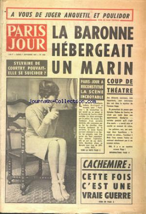 PARIS JOUR no:1860 07/09/1965