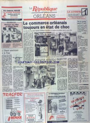 REPUBLIQUE DU CENTRE ORLEANS (LA) no: 04/04/1989