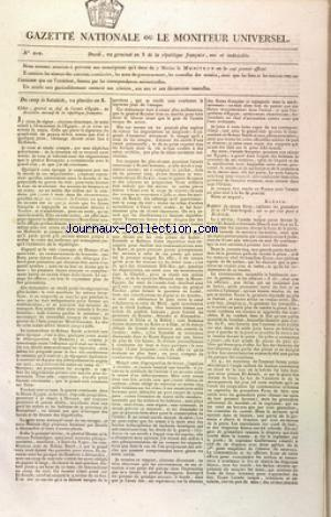 GAZETTE NATIONALE OU LE MONITEUR UNIVERSEL no:202 12/04/1800