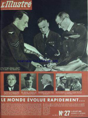 ILLUSTRE (L')  no:27 05/07/1945