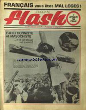 NOUVEAU FLASH (LE) no:1 15/04/1977