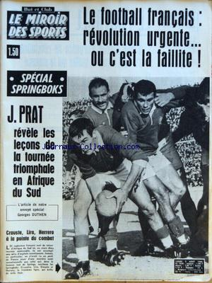 MIROIR DES SPORTS (LE) no:1034 03/08/1964