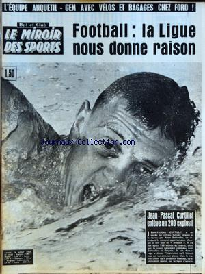 MIROIR DES SPORTS (LE) no:1035 10/08/1964