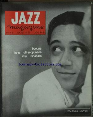 JAZZ MAGAZINE no:46 01/03/1959