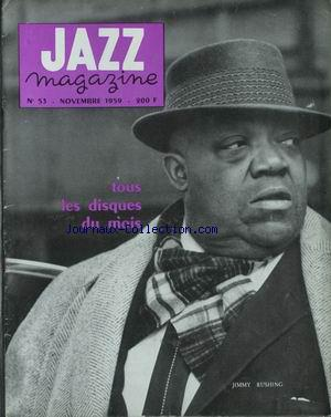 JAZZ MAGAZINE no:53 01/11/1959