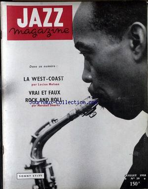JAZZ MAGAZINE no:39 01/07/1958