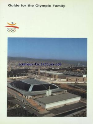 JEUX OLYMPIQUES BARCELONE 92 no: