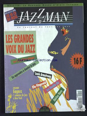 JAZZ MAN no:1 01/03/1995