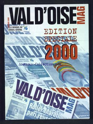 VAL D'OISE MAG no: 01/01/2000